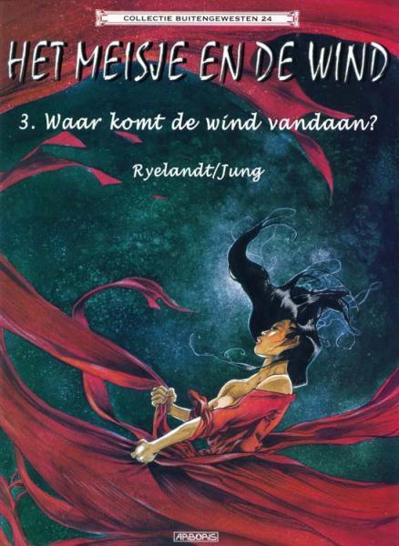 Het meisje en de wind 3 Waar komt de wind vandaan?