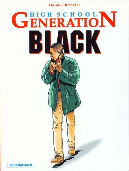 High School Generation 5 Black