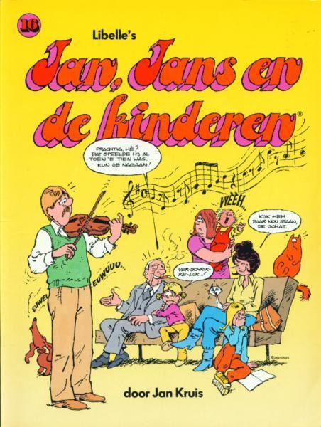Jan, Jans en de kinderen 16 Deel 16