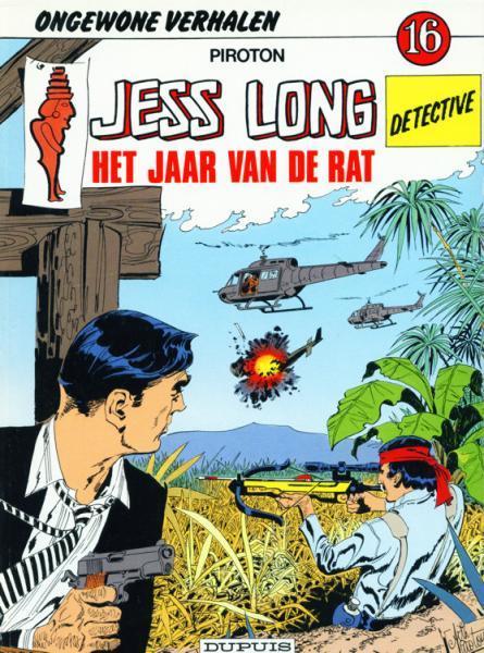 Jess Long 16 Het jaar van de rat