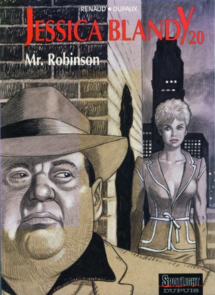 Jessica Blandy 20 Mr. Robinson