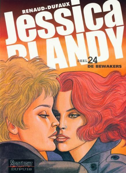 Jessica Blandy 24 De bewakers