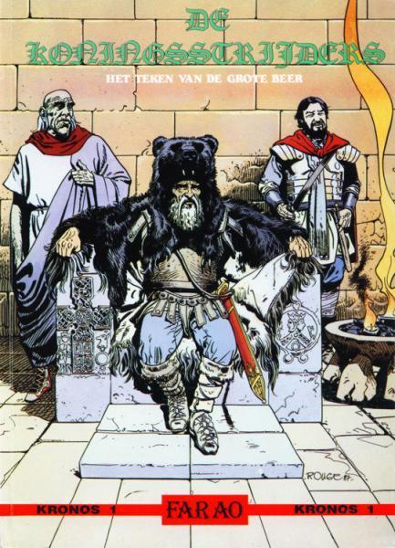 De koningsstrijders 2 Het teken van de Grote Beer