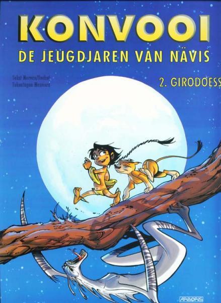 Konvooi - De jeugdjaren van Nävis 2 Girodoess