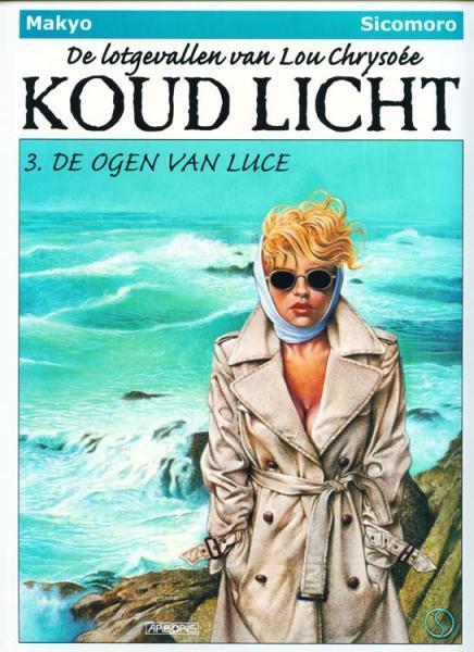 Koud licht 3 De ogen van Luce