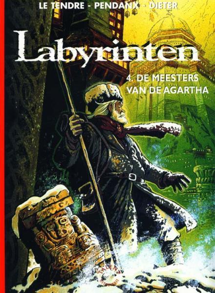 Labyrinten (Pendanx) 4 De meester van Agartha