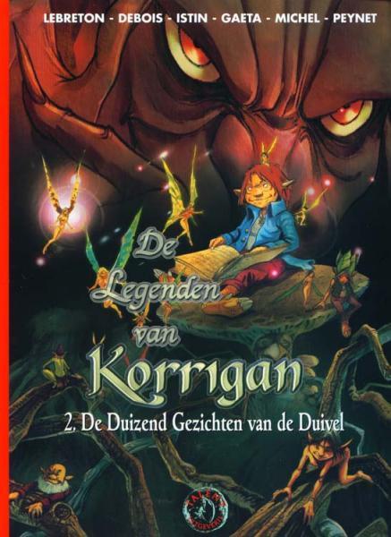 De legenden van Korrigan 2 De duizend gezichten van de duivel
