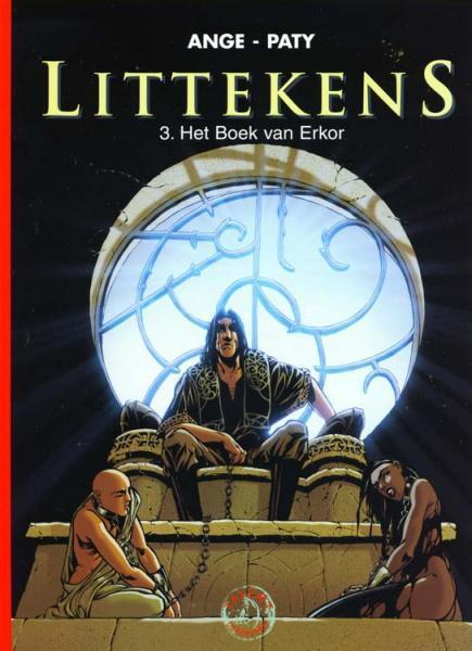 Littekens 3 Het boek van Erkor