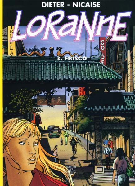 Loranne 3 Frisco