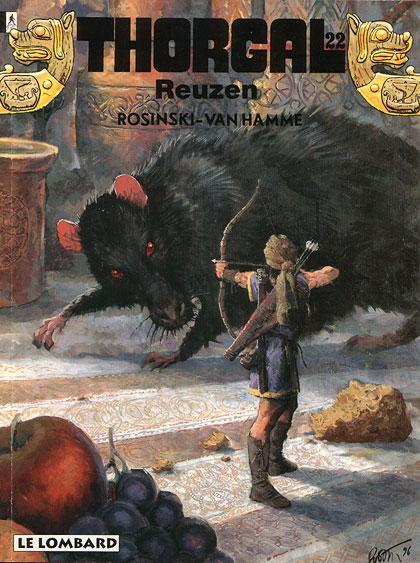 Thorgal 22 Reuzen