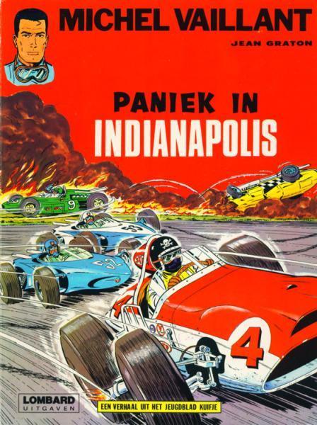 Michel Vaillant 11 Paniek in Indianapolis