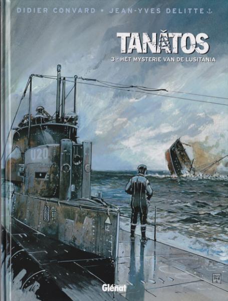 Tanâtos 3 Het mysterie van de Lusitania