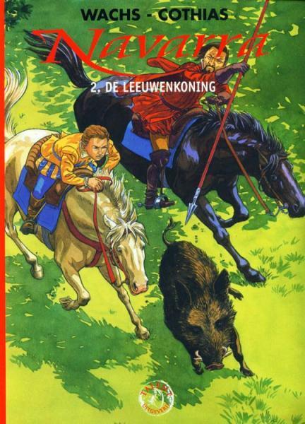 Navarra 2 De leeuwenkoning