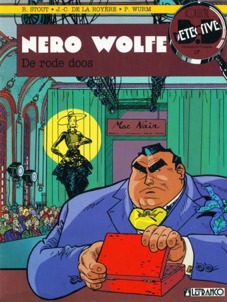 Nero Wolfe 2 De rode doos