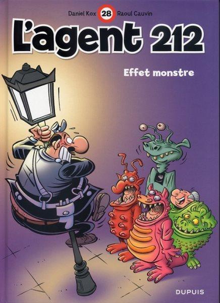 Agent 212 28 Effet monstre