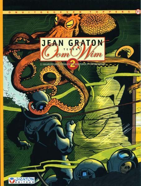 De verhalen van Oom Wim OT2 Jean Graton tekent Oom Wim, 2