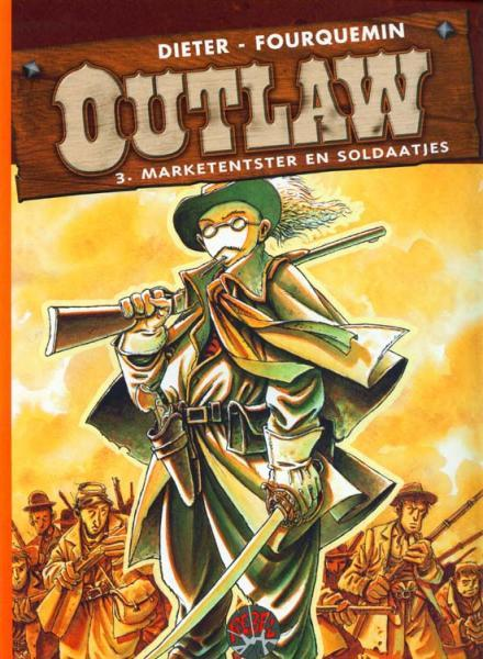 Outlaw 3 Marketentster en soldaatjes