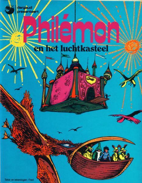 Philémon (Dargaud - Nederlandse nummering) 3 Philemon en het luchtkasteel