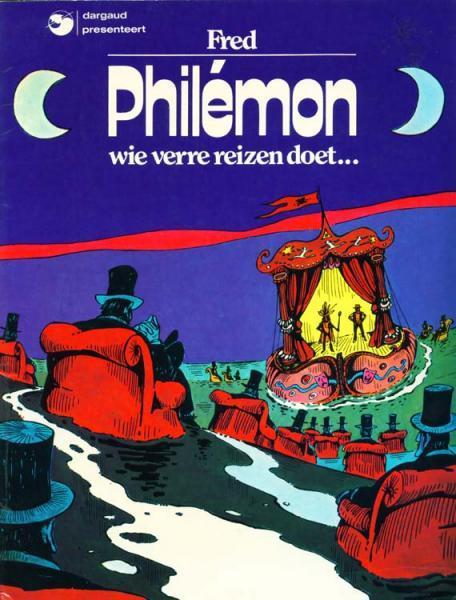 Philémon 4 Wie verre reizen doet...