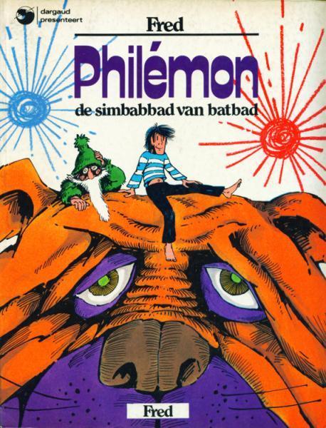 Philémon (Dargaud - Nederlandse nummering) 5 De Simbabbad van Batbad