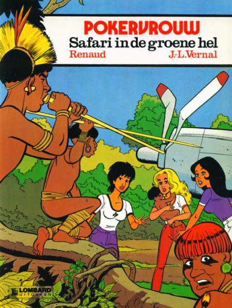 Pokervrouw 2 Safari in de groene hel