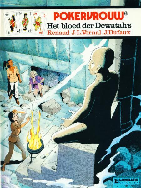 Pokervrouw 6 Het bloed der Dewatah's
