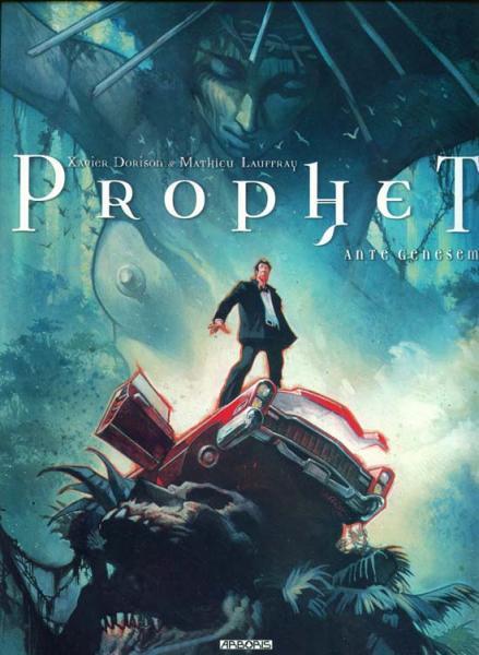De profeet 1 Ante Genesem