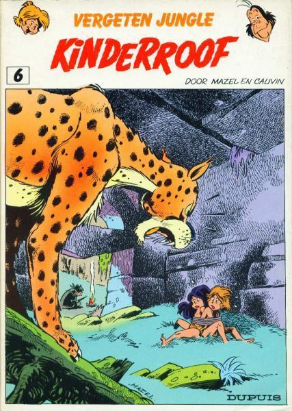 Vergeten jungle 6 Kinderroof