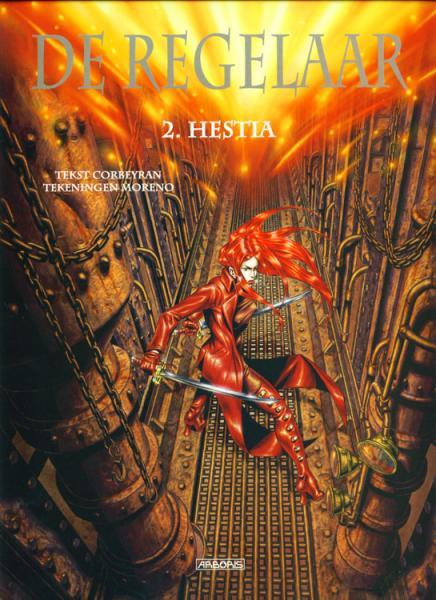 De regelaar 2 Hestia