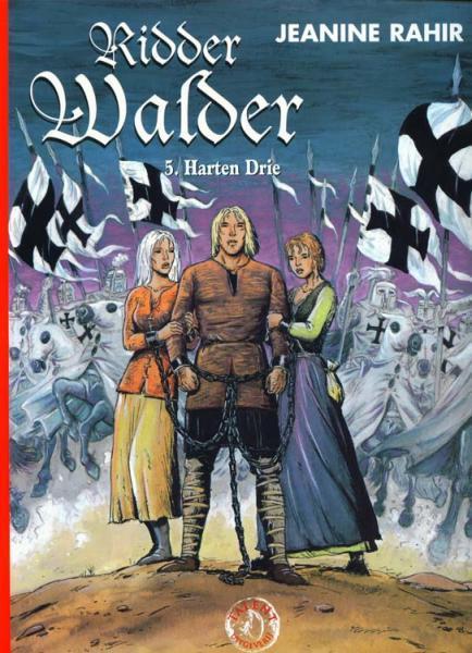 Ridder Walder 5 Harten drie