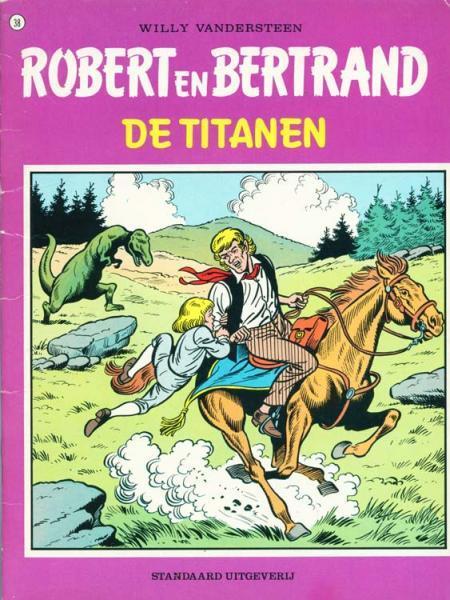 Robert en Bertrand 38 De titanen