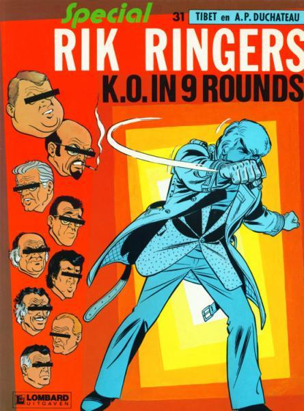 Rik Ringers 31 K.O.in 9 rounds