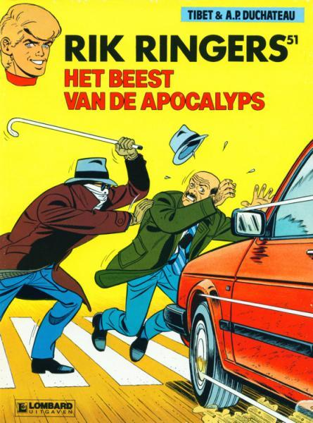 Rik Ringers 51 Het beest van de apocalyps