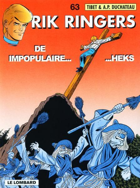 Rik Ringers 63 De impopulaire... heks