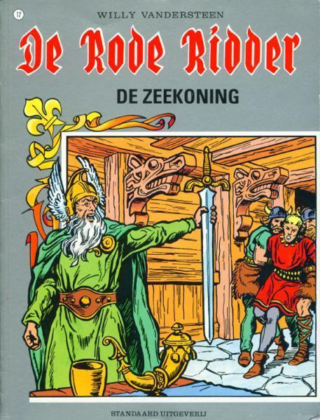 De Rode Ridder 17 De zeekoning