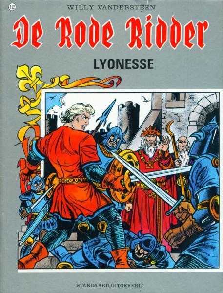De Rode Ridder 152 Lyonesse
