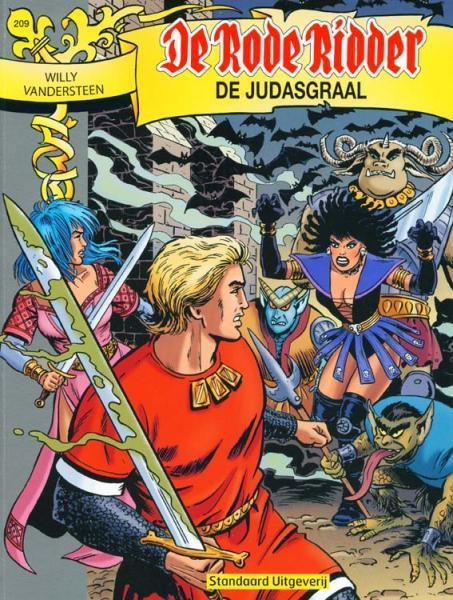 De Rode Ridder 209 De Judasgraal