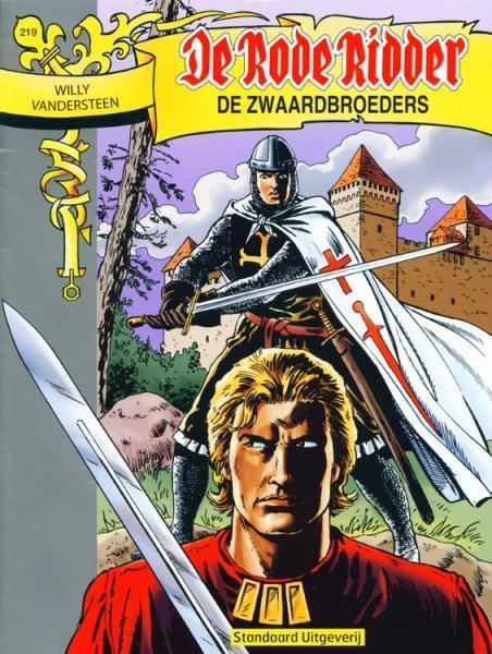 De Rode Ridder 219 De zwaardbroeders