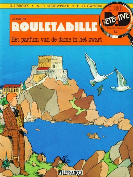 Joseph Rouletabille 3 Het parfum van de dame in het zwart