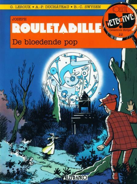 Joseph Rouletabille 4 De bloedende pop