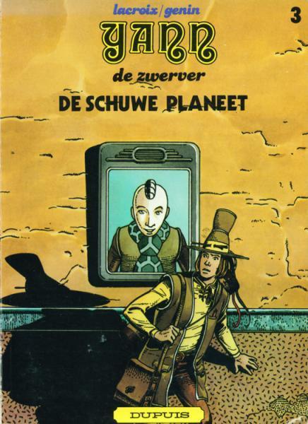 Yann de zwerver 3 De schuwe planeet