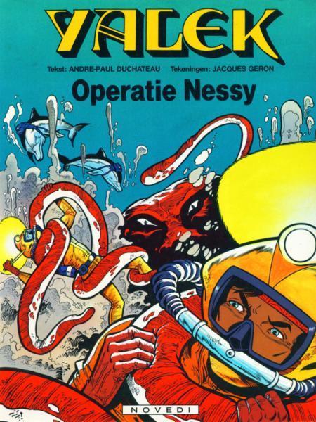 Yalek 11 Operatie Nessy