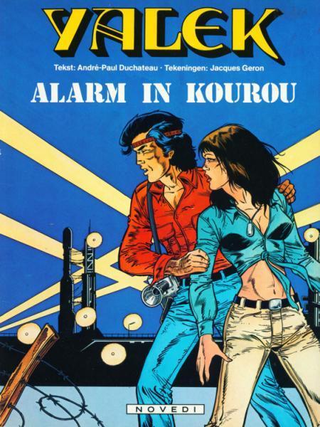 Yalek 14 Alarm in Kourou