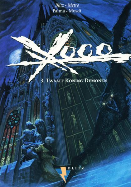 Xoco 3 Twaalf koning-demonen