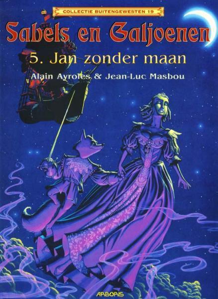 Sabels en galjoenen 5 Jan zonder maan