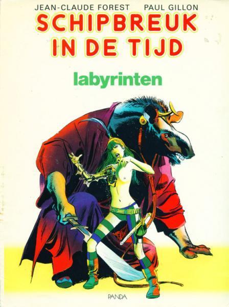 Schipbreuk in de tijd 3 Labyrinten