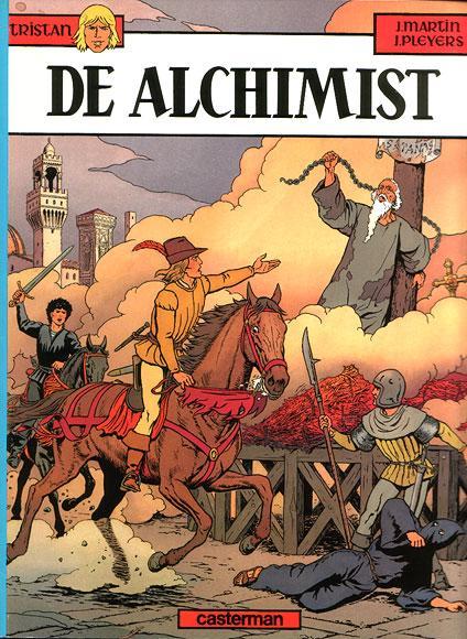 Tristan (Casterman) 5 De alchemist