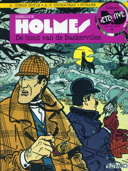Sherlock Holmes (Lefrancq) 2 De hond van de Baskervilles