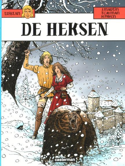 Tristan (Casterman) 10 De heksen