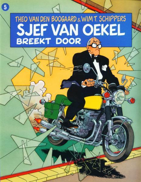 Sjef van Oekel 5 Sjef van Oekel breekt door